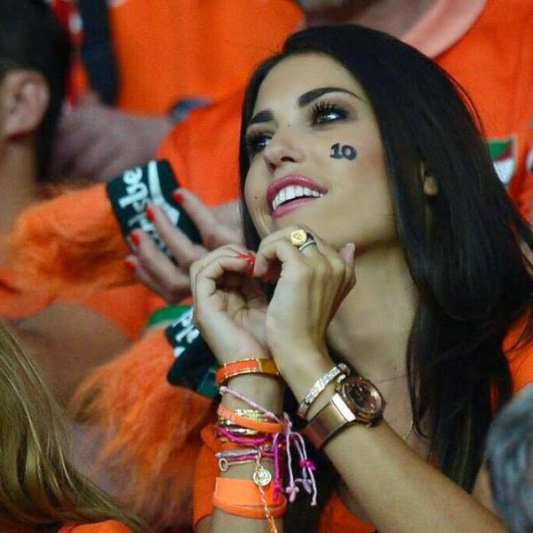 2014 s hottest world cup girls on instagram damn cool