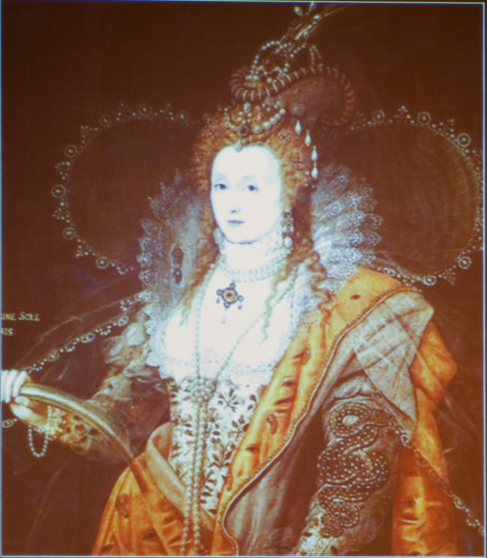 Елизавета королева девственница хорошо