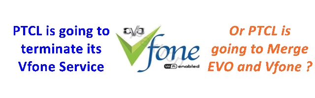 PTCL EVO Vfone Wi-Fi Enabled