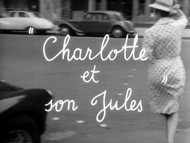 «Шарлота и ее Жюль», режиссер Жан-Люк Годар