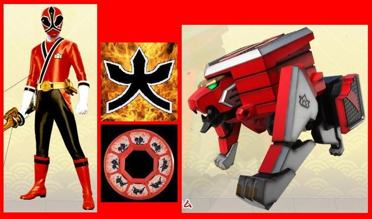 All Things For Free Power Rangers Samurai All Rangers