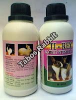 probiotik pemacu pertumbuhan kelinci