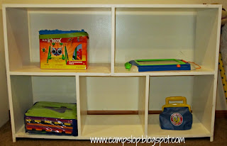 Playroom Toy Rotation