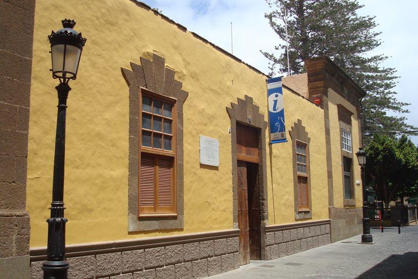 Rosa en gran canaria g ldar ayuntamiento y oficina de for Oficina turismo canarias
