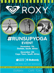 Roxy Run SUP Yoga