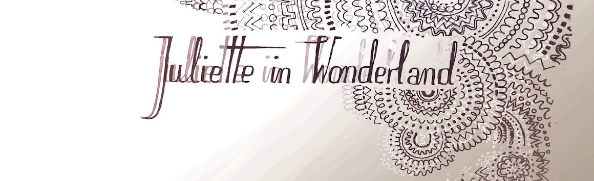 Juliette in Wonderland