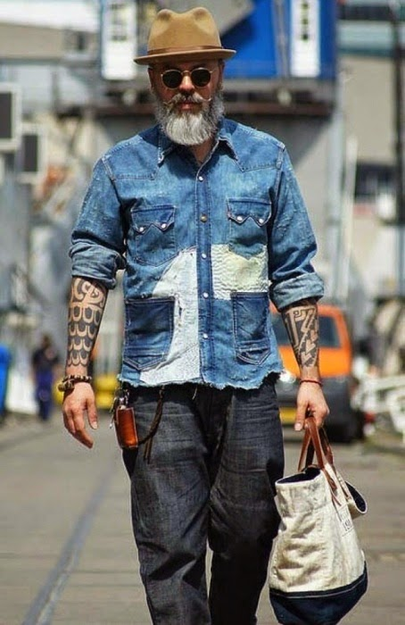 When old people dress like hipsters 21 pics today news Fashion style for 30 year old man