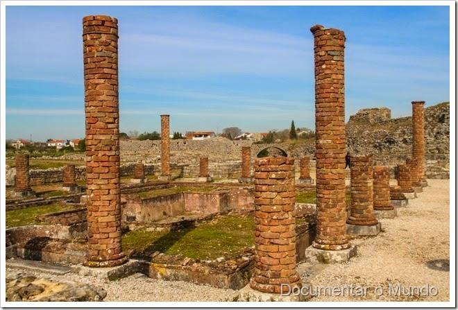 Casa de Cantaber; Ruínas de Conímbriga; Vestígios romanos em Portugal; romanização em Portugal