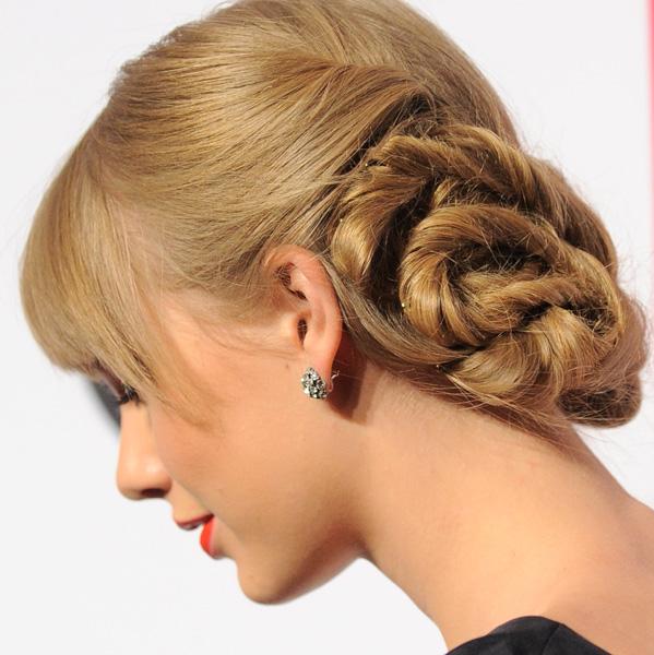 Estilos y peinados de moda peinados para tu melena larga - Peinados de melenas largas ...