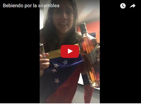 Siempre hay una buena excusa para rascarse en Venezuela
