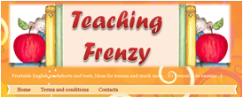 Teaching Frenzy (base)