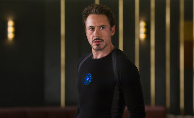 Robert Downey Jr. en Los Vengadores