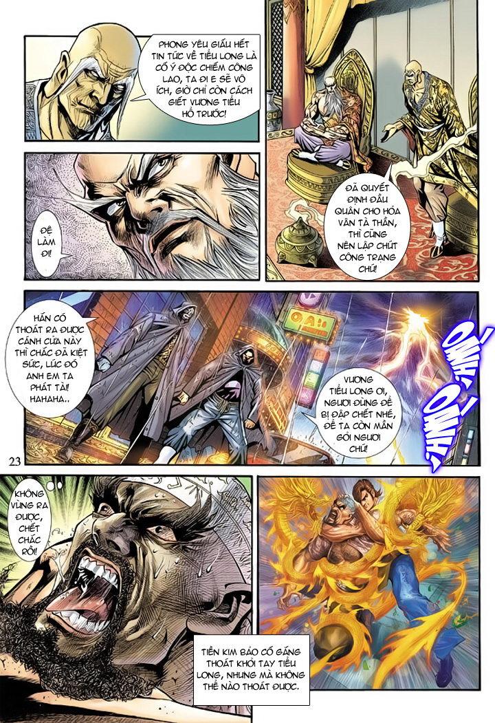 Tân Tác Long Hổ Môn chap 175 - Trang 23