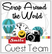 Scrap Around The World -  May 2014
