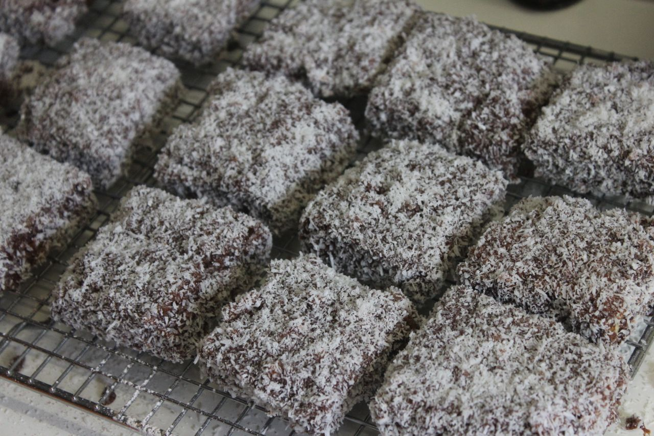 No matter how lamingtons have made their way into our culture, they ...