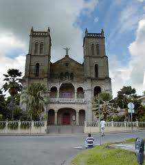 sacred Heart cathedral, Suva