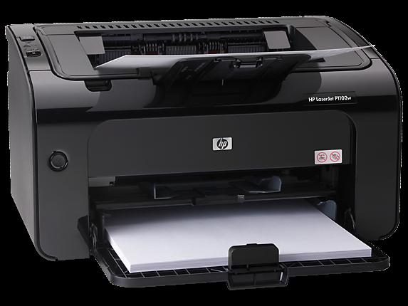 изображение Принтер LaserJet Professional P1102w