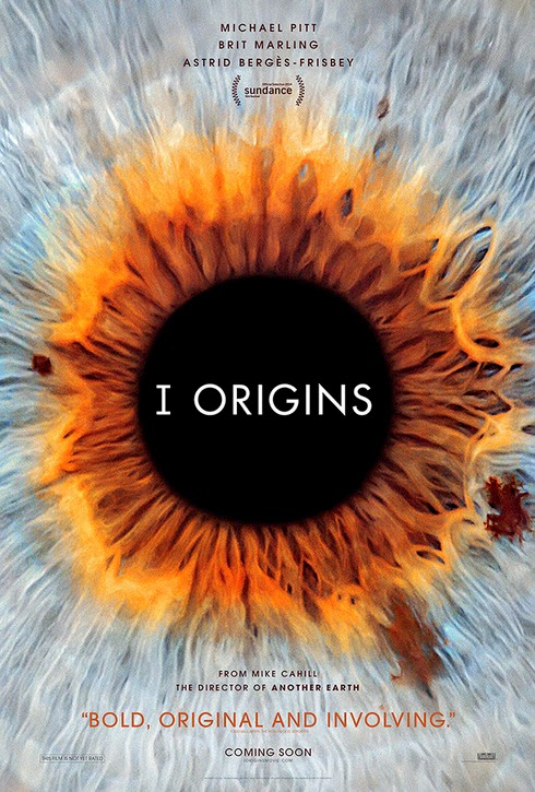 I Origins: Poster Eye Mandala | A Constantly Racing Mind