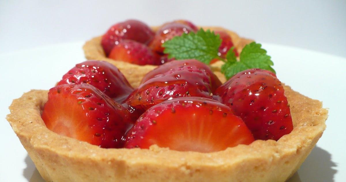 Essen aus engelchens kuche erdbeer marscarpone tortchen for Erstausstattung küche
