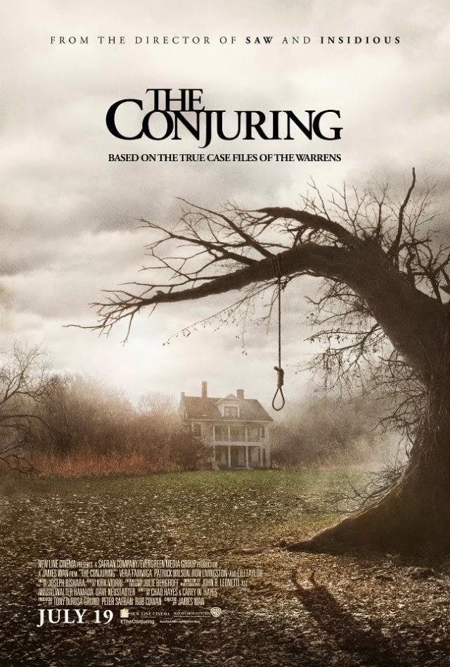 La película The Conjuring ( El conjuro ) ( Expediente Warren )