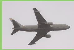 Escala en España del Boeing 767 tanquero de la Fuerza Aérea de Colombia camino de Israel
