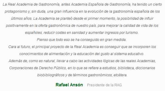 Real-Academia-Gastronomía-Nominados-Premios-Nacionales-2013-Objetivos