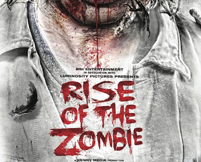 Rise of The Zombie (2013) Hindi Movie Poster
