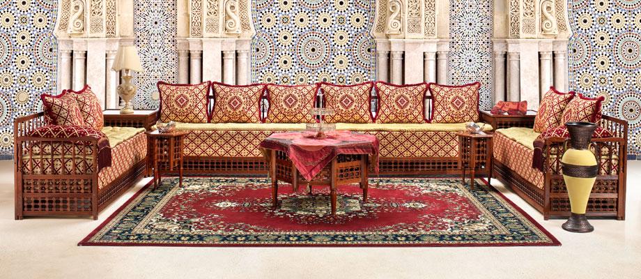 Salon Des Arabes : Decoración de salas árabes ideas para decorar diseñar y