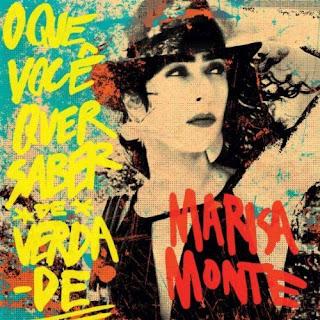 álbum Marisa Monte o que você quer saber de verdade