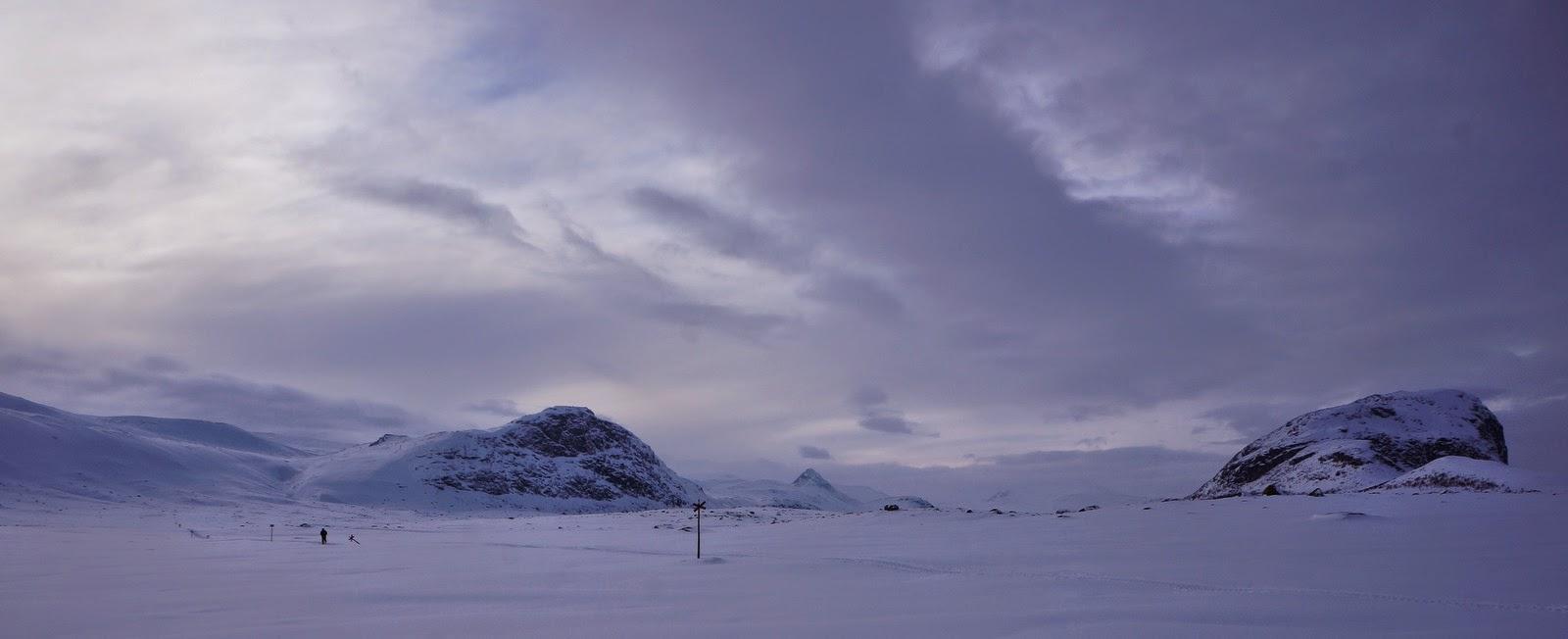 Ivo's hoek: Winters Sarek