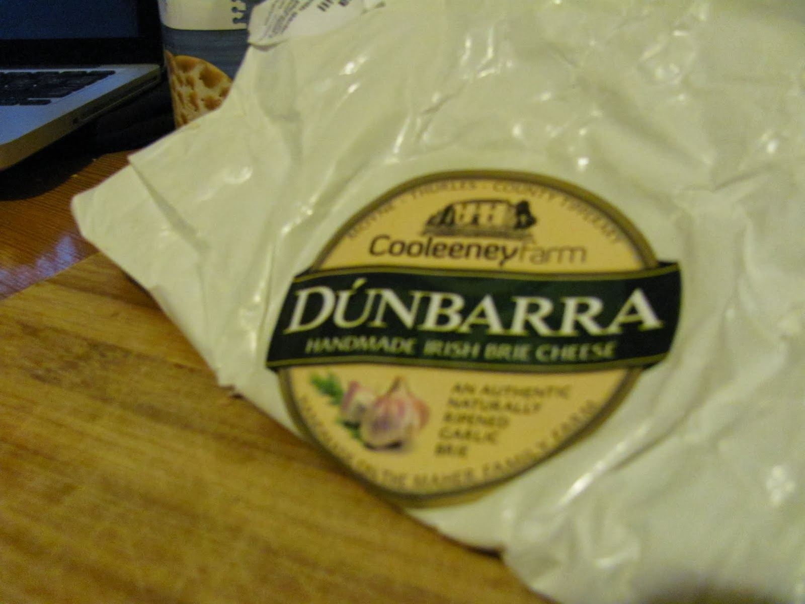 Irish Brie Cheese