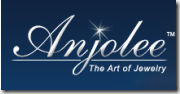 Anjolee The Art of Jewelry Logo