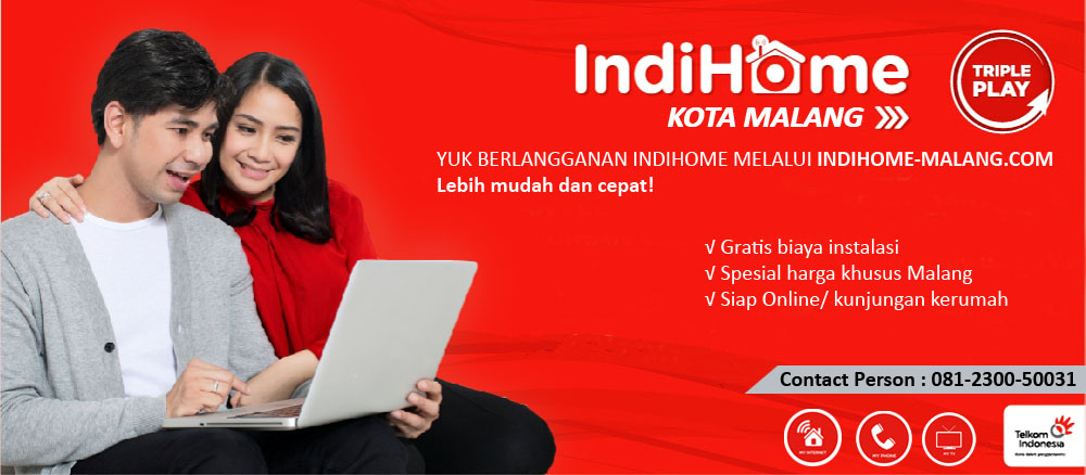 MARKETING TELKOM INDIHOME MALANG