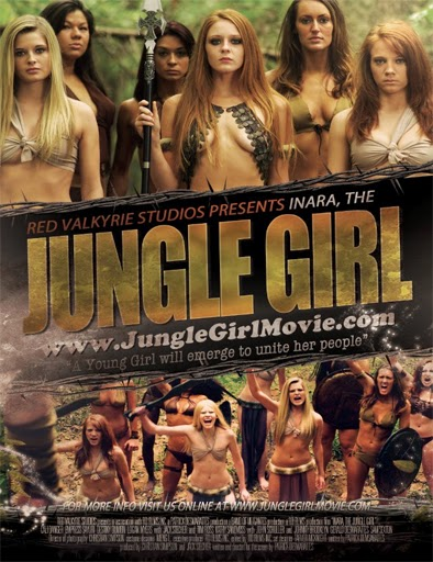 Ver Inara, the Jungle Girl Online