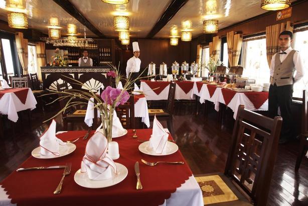 Restaurant - Glory Cruise