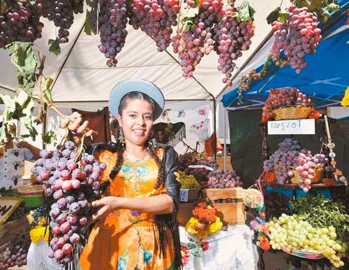 Uriondo, cuna de la vendimia: La celebración atrae a miles de visitantes