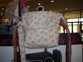Wheelchair Tote w/ 22 inch straps