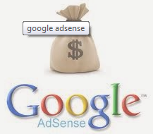 panduan ukuran iklan yang di sarankan oleh google adsense