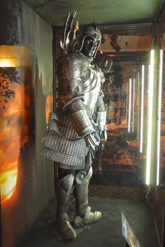 Disney Maleficent King Stefan suit of armour