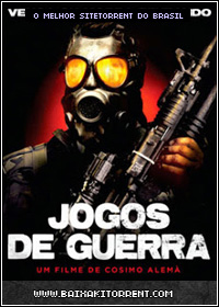 Capa Baixar Filme Jogos de Guerra Dublado   Torrent Baixaki Download
