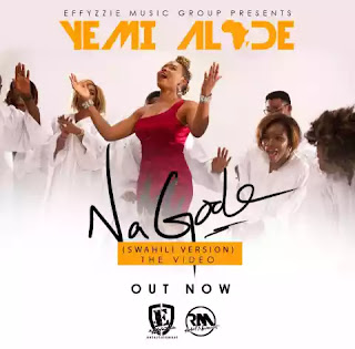 "Download VIDEO: Yemi Alade – ""Na Gode"" (Swahili Version)"