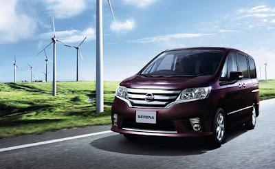 Promo Cicilan Kredit Harga Nissan Serena 2014