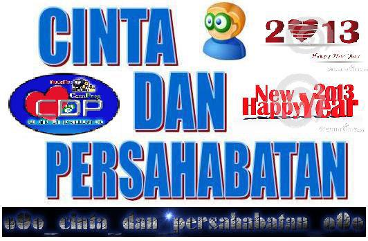 Kopdar CDP Family Tahun Baru 2013