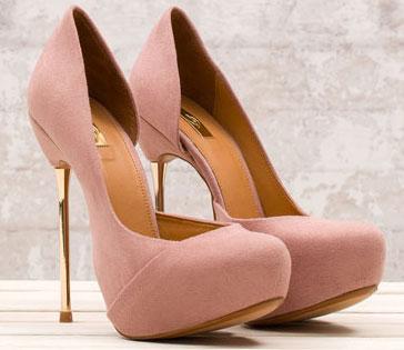 Stradivarius zapatos primavera verano 2012