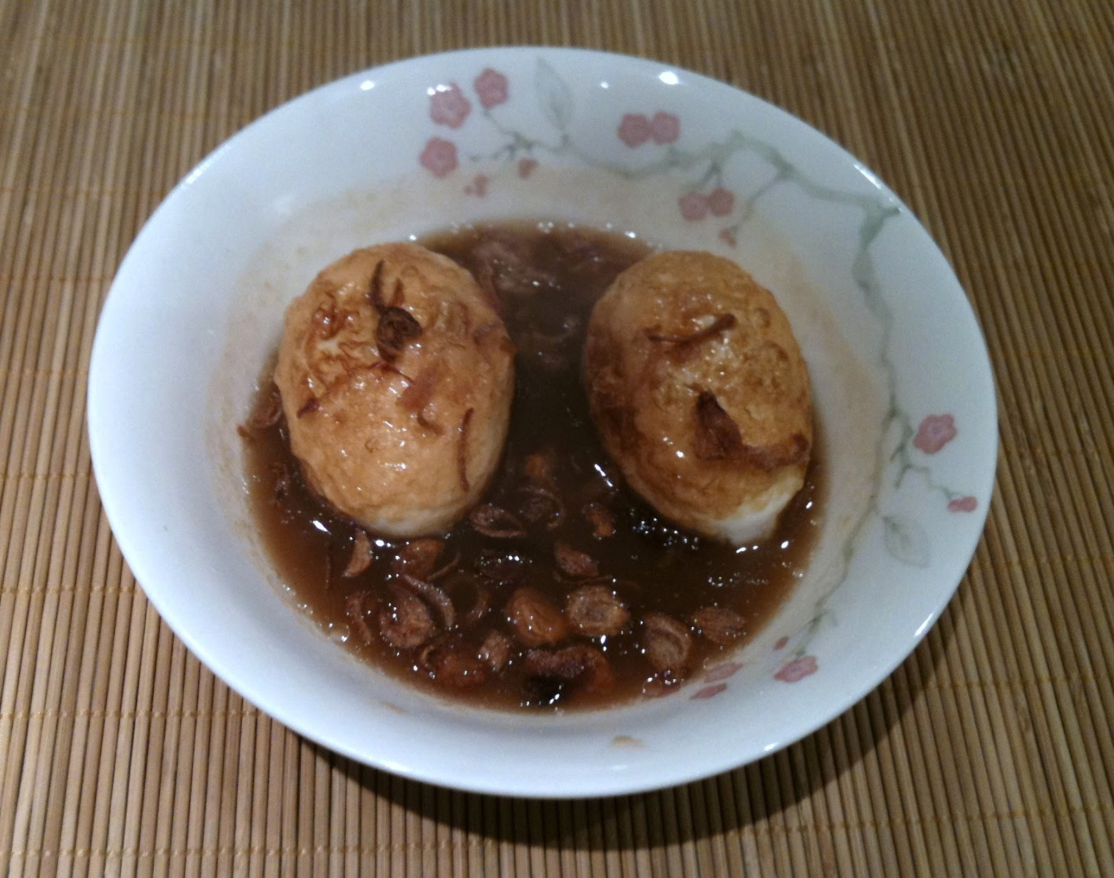 Thai Fried Hard-Boiled Eggs In Tamarind Sauce Recipes — Dishmaps