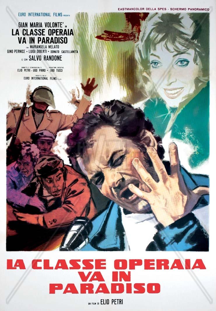 A Classe Operária Vai ao Paraíso (1971)