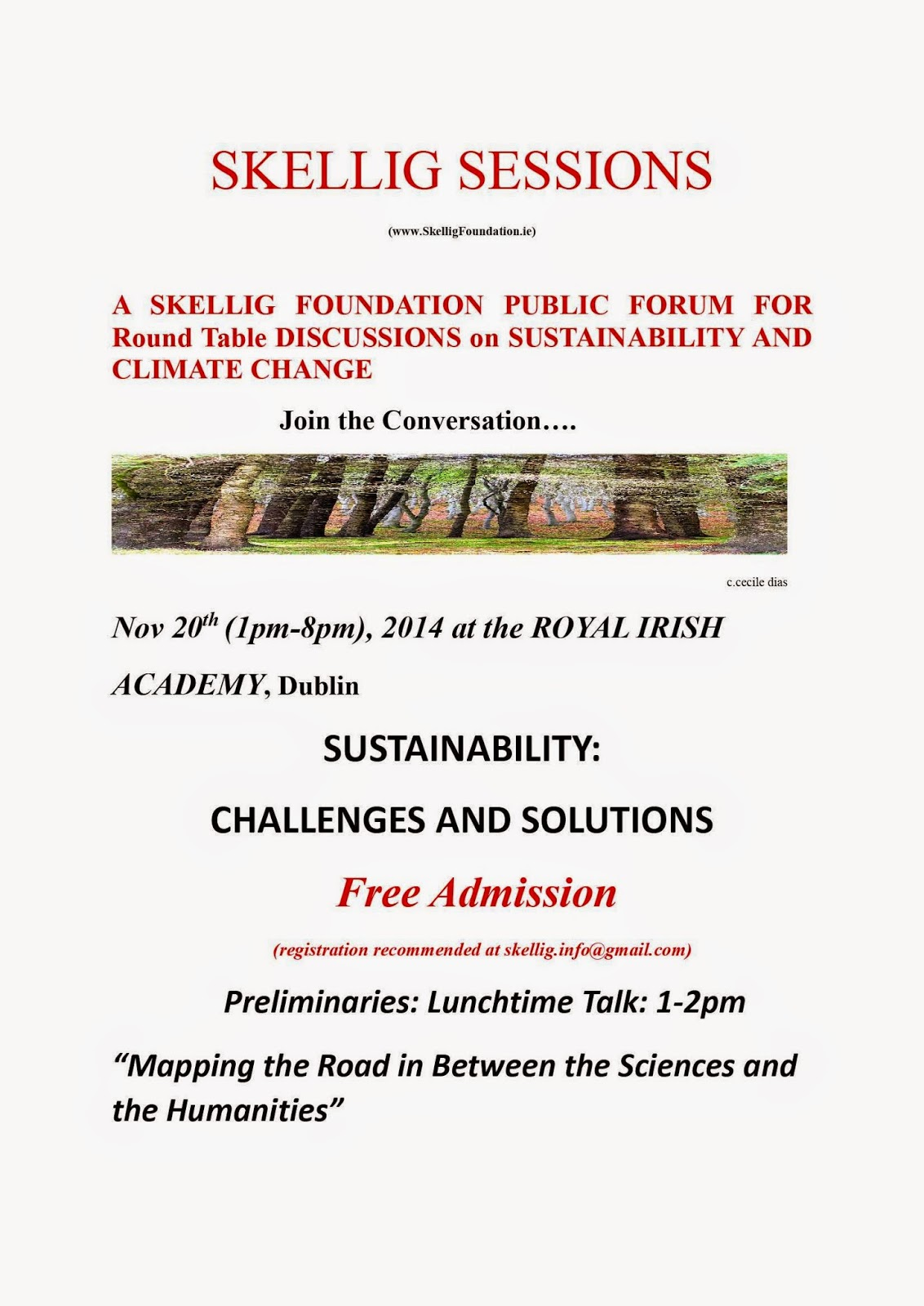 Uncategorized Irish Riddles genealogydiscussion 2014 sustainability conference in dublins royal irish academy november 20th jeremy irons is a key sponsor and may well be there