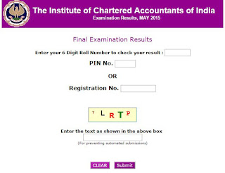The Institute of Chartered Accountants of India Exam : CA Final Exam