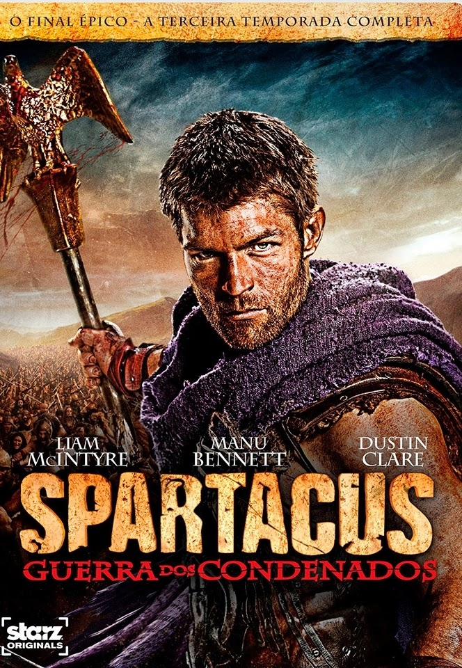 Download Spartacus Dublado Rmvb