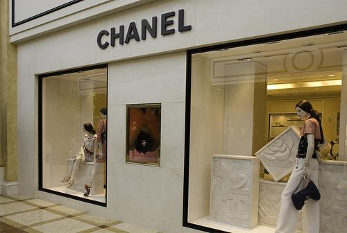 The chanel punti vendita in italia for Chanel milano boutique